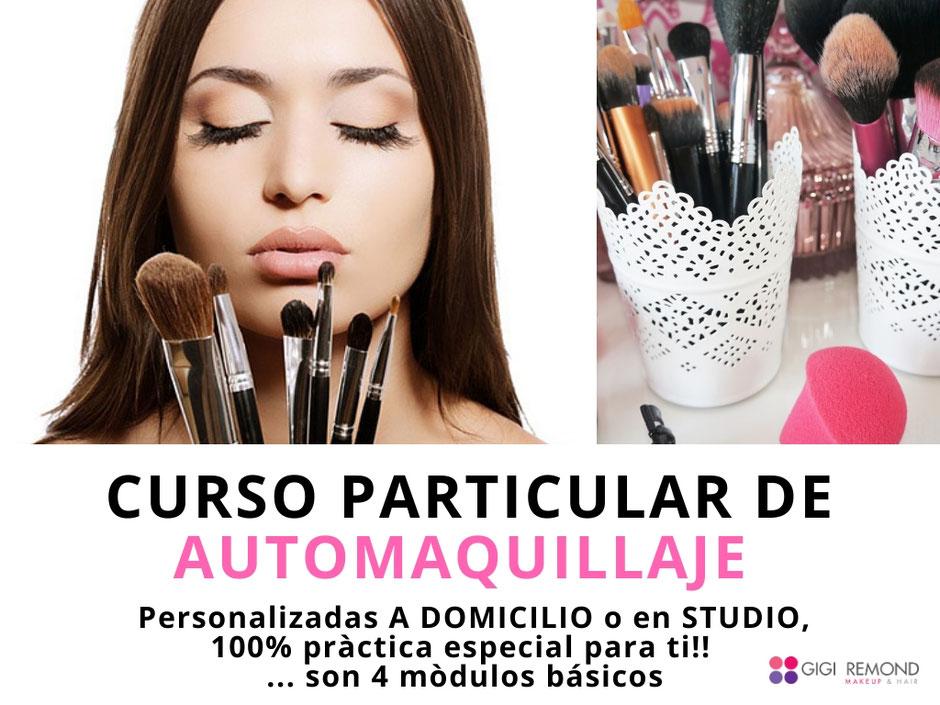 Clases particulares de Automaquillaje en Lima, paso a paso para que aprendras todos los secretos del makeup