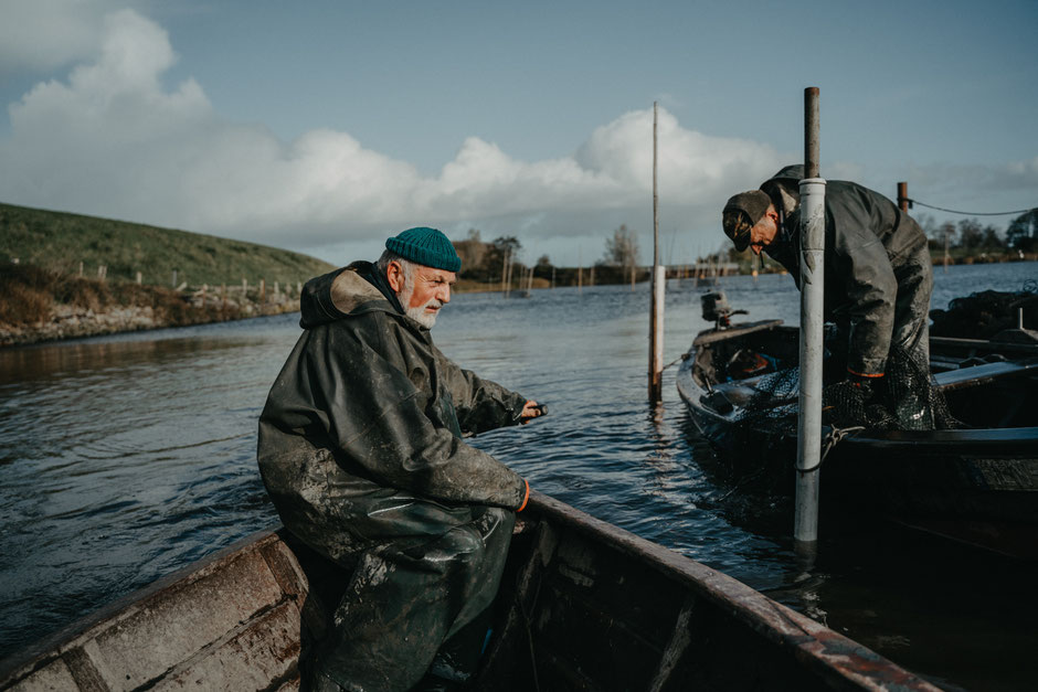 SamtweissundBling, Eider, Fischer, Reportage, Schleswig-Holstein, Wasser, Boot, Dokumentation, Anna-Sophie Rönsch,
