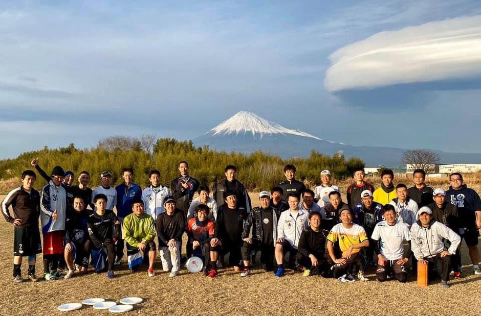 2月のグランドマスターメン部門最終強化練習会