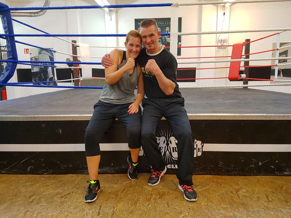 Boxen Boxring Trainer
