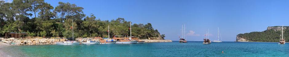 Flottillensegeln ab Pula Istrien Kroatien, Zadar Kornaten, Split Dalmatien, Dubrovnik, Korcula Flottille, Kornati Nationalpark