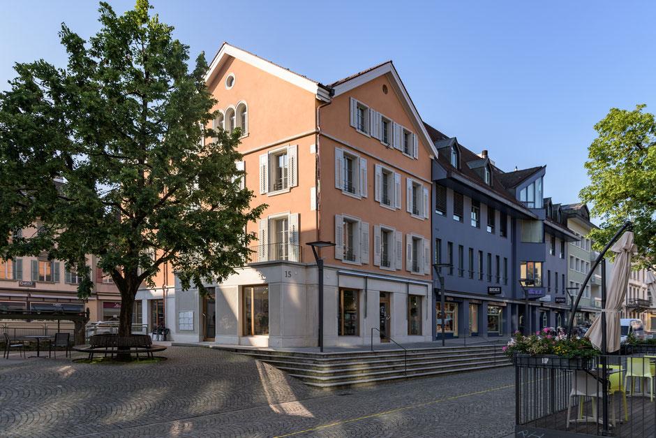 Büro mieten Langenthal