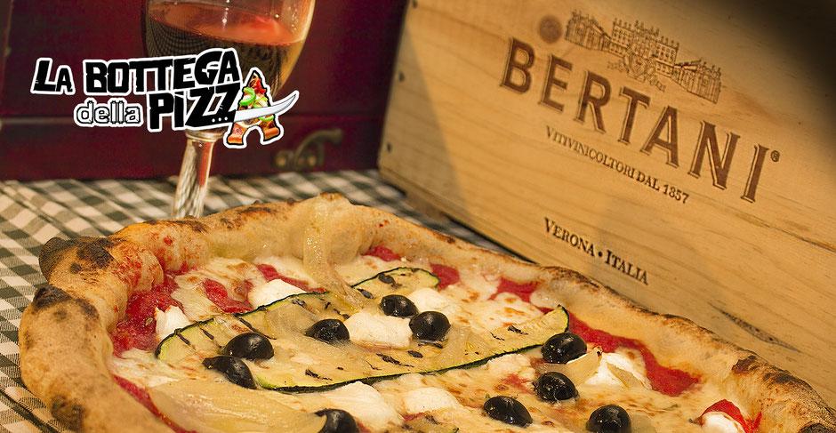 Pizzeria la bottega della pizza les pizzas Italiennes, à proximité du Shape de Maisière et de Pairi Daiza de Brugelette, dans la région du Hainaut en Belgique