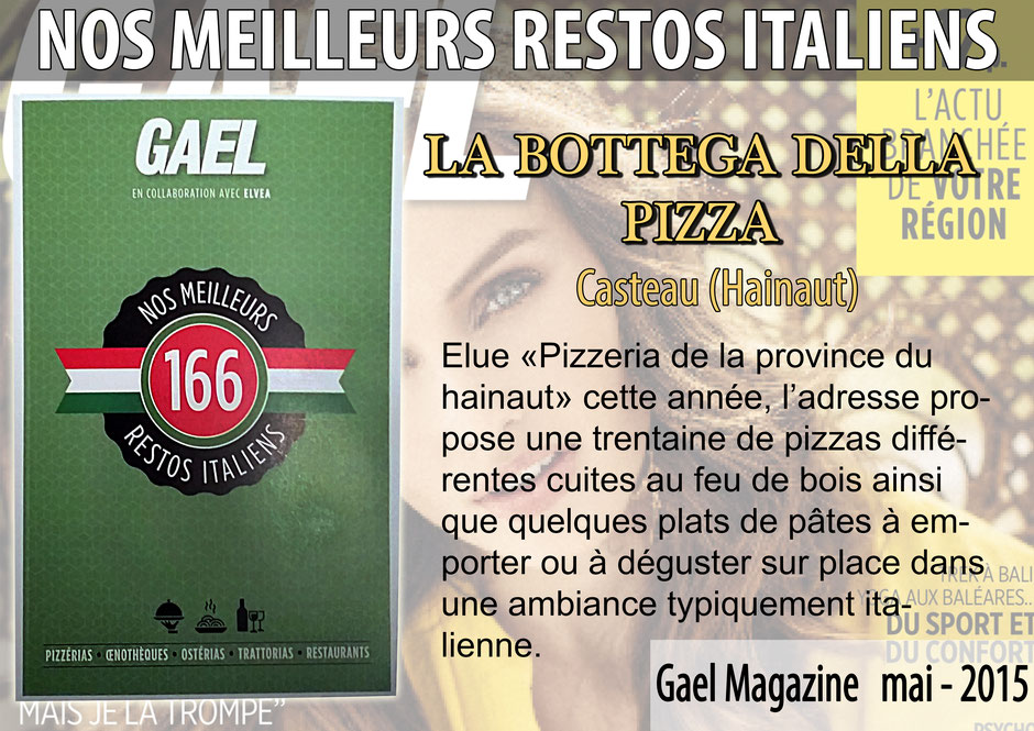 Nos meilleurs restos Italien en belgique (belgium), La bottega della pizza, best pizzeria, les meilleurs restaurant italiens de belgique