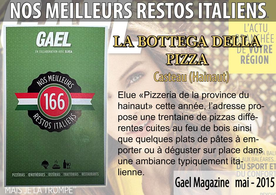 Nos meilleurs restos Italien en belgique (belgium), La bottega della pizza, best pizzeria, les meilleurs restaurant italiens de belgique