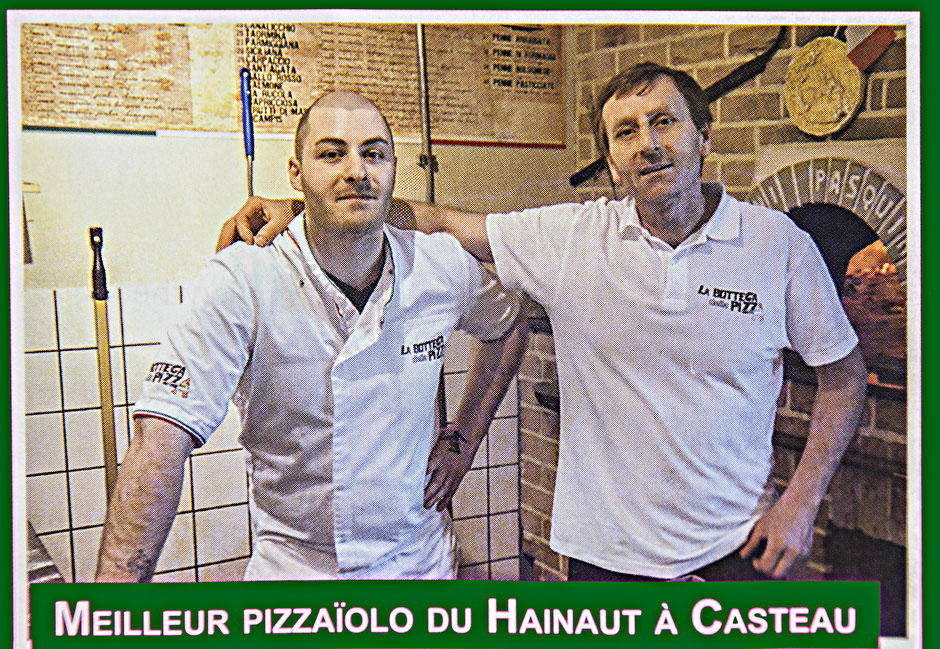 Ville de soignies, bulletin communal, les meilleures pizza de la région à Casteau à La Bottega Della pizza en Belgique