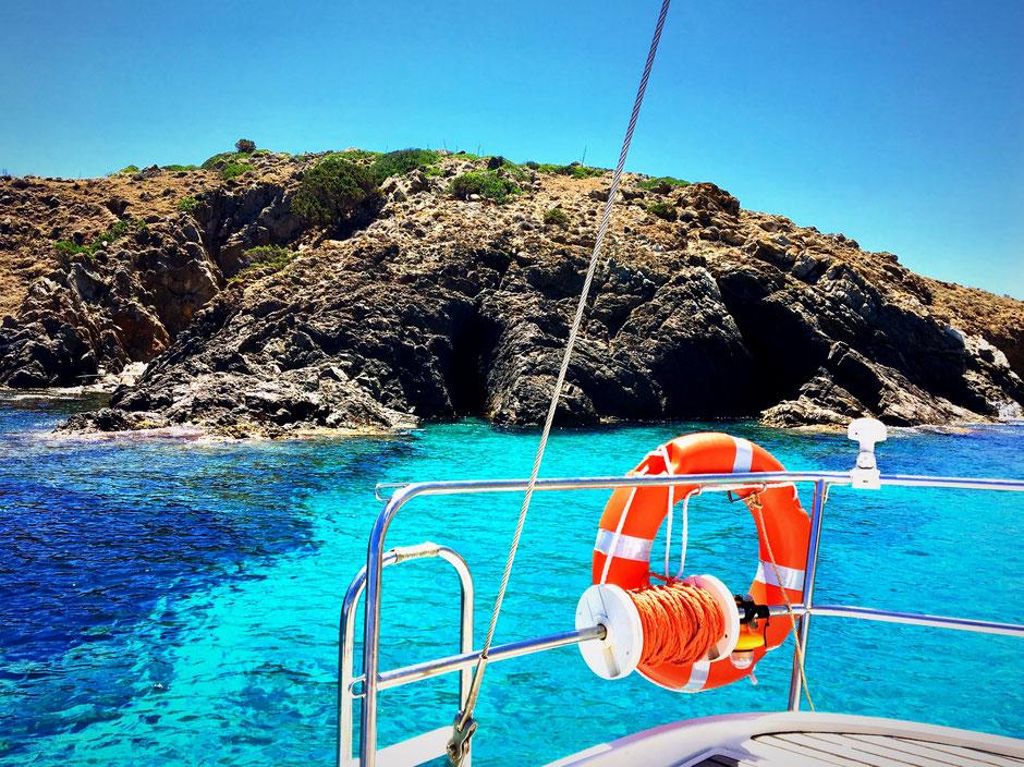 A trip to Sardinias Island of white donkeys