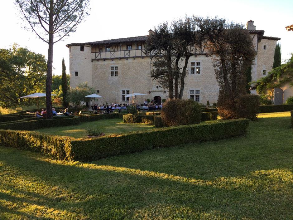 Château de Mayragues - Chambres d'hôtes - domaine viticole bio - Tarn