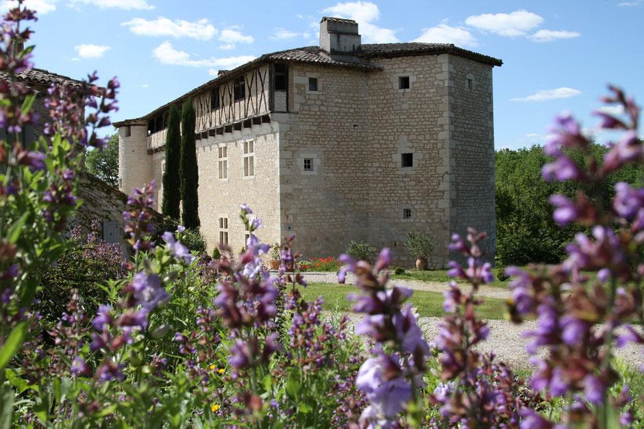 Château médiéval - Restauration - Prix des Vieilles Maisons Françaises - Tarn - Mayragues
