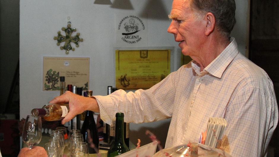 Dégustation de vin biodynamie Gaillac - Tarn