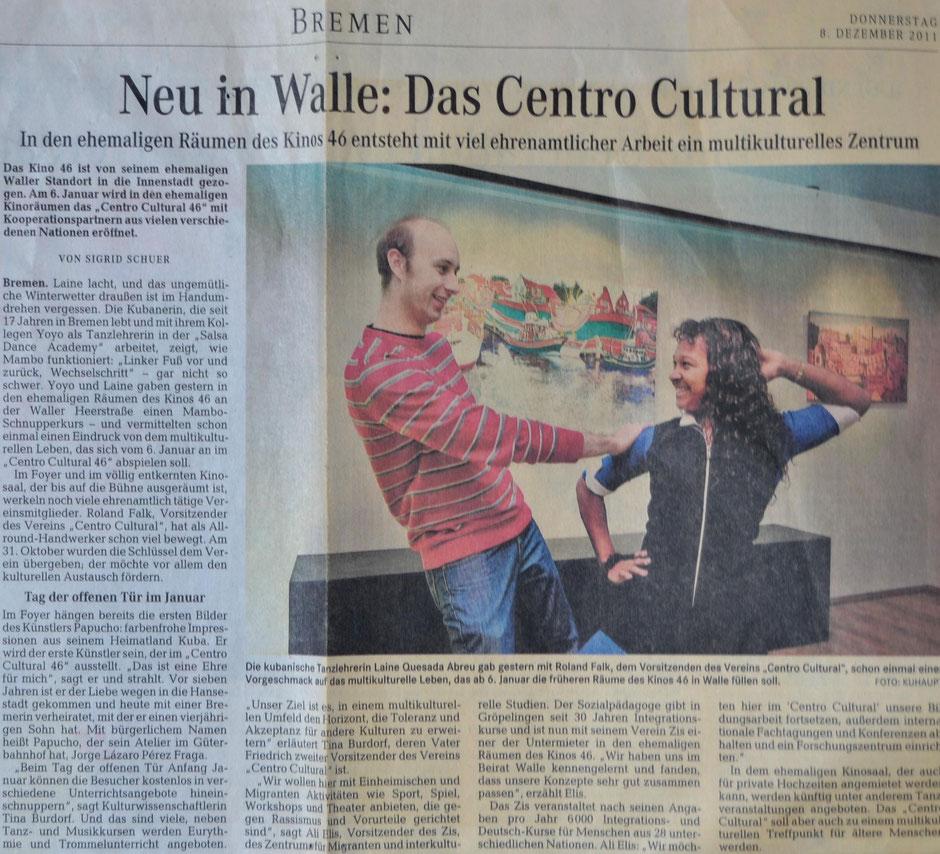 """2011 """"Centro Cultural"""" Bremen"""