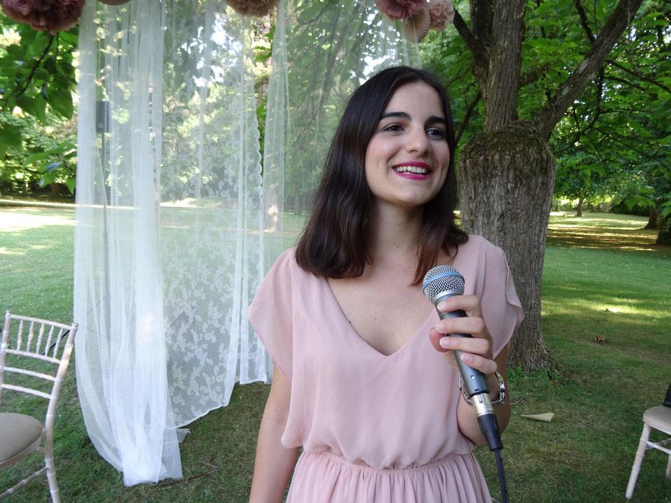 chanteuse & pianiste pour cérémonie laïque ANGERS Maine et Loire