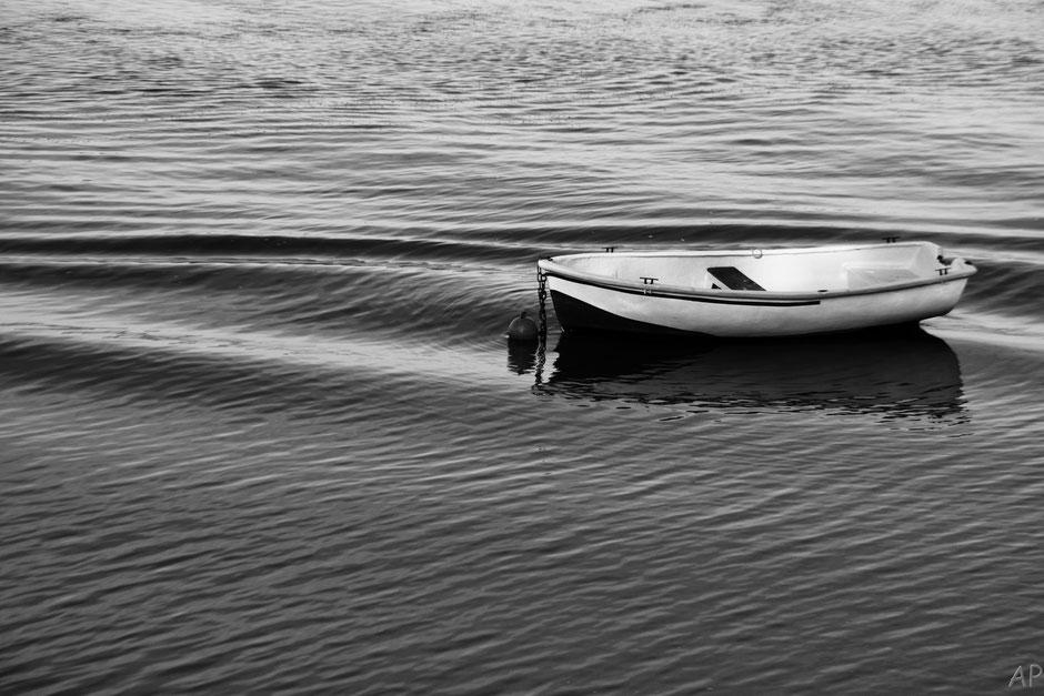 Somme mer bateau eau vagues