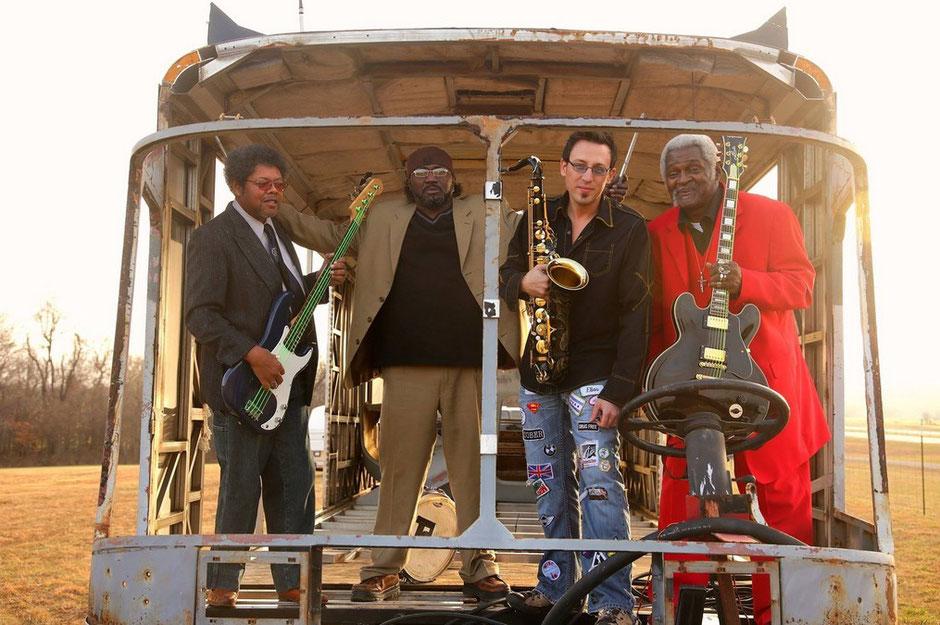 The Norman Jackson Band.