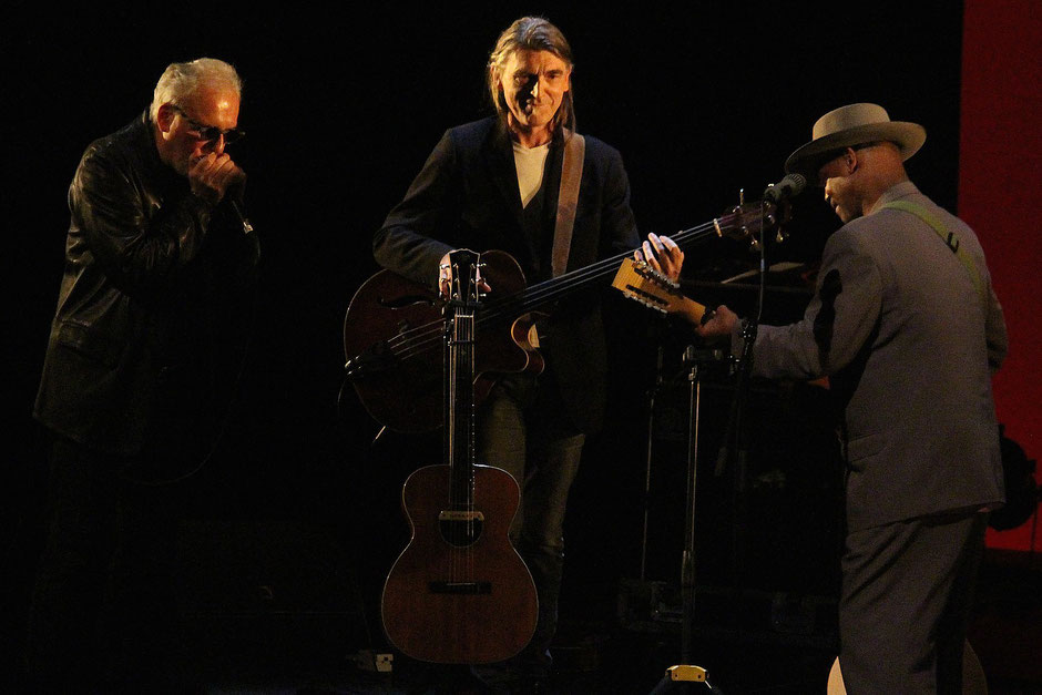 Jean-Jacques, Gilles et Eric.