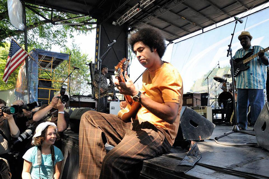 Selwyn Birchwood. Chicago 2014.