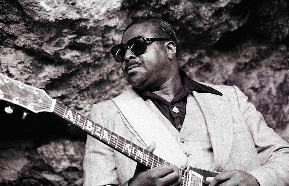 Albert King. Orange 1978.