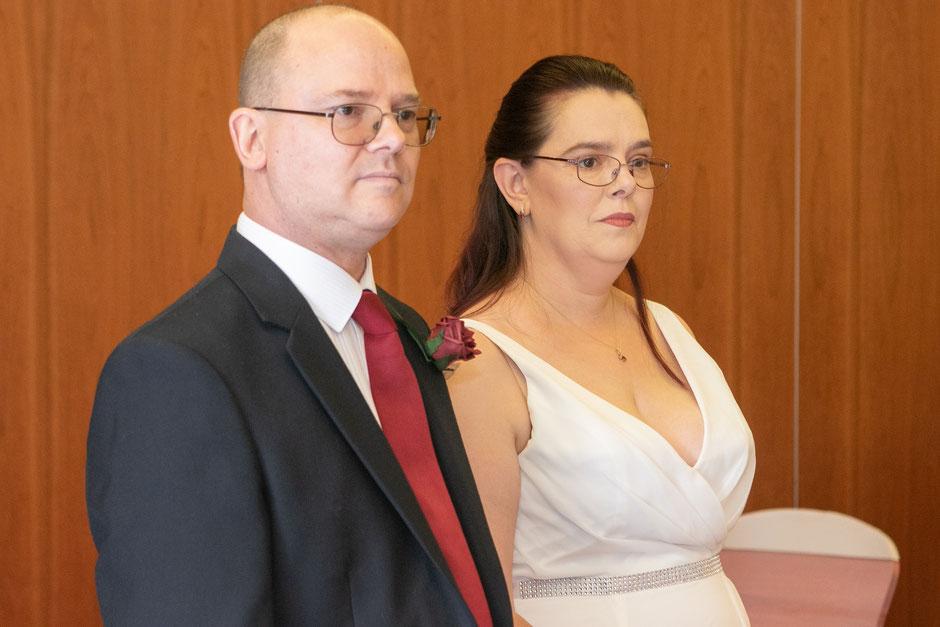 Bucklers Hard Wedding Photo