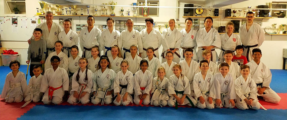 Kenshikai, Karateschule Zürich