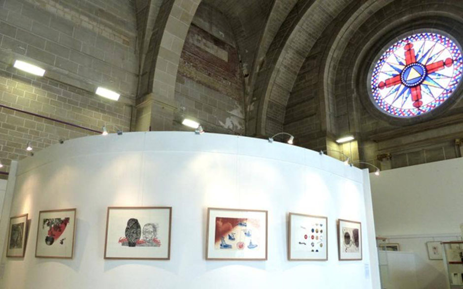 1th International Print Biennial of Dreux