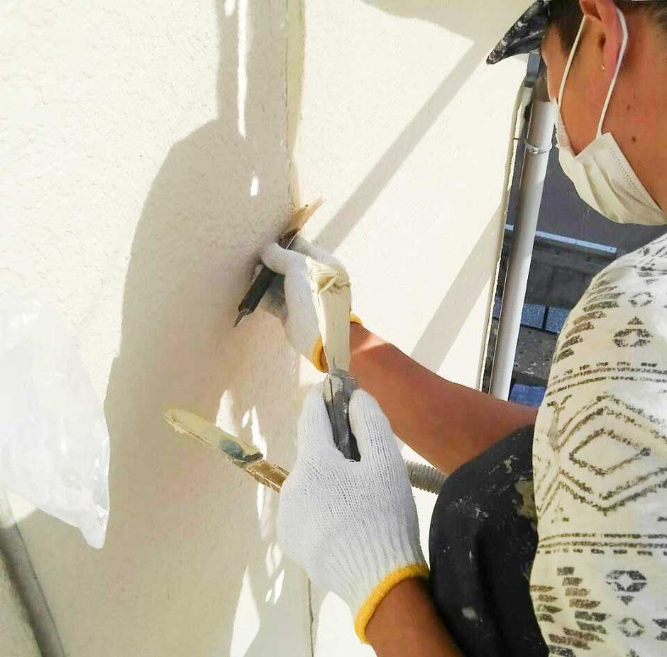 鎌ケ谷市の外壁塗装