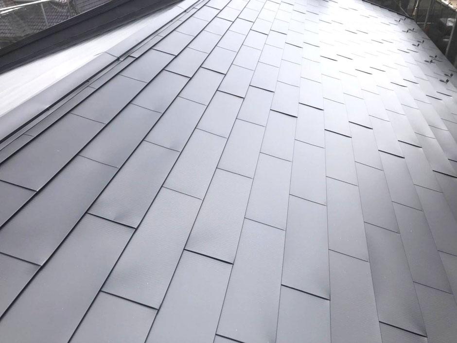 屋根カバー工法:ヒランビーの特徴