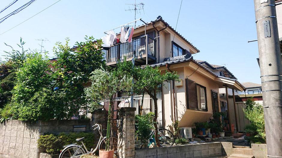 千葉 鎌ケ谷市 屋根・外壁塗装工事