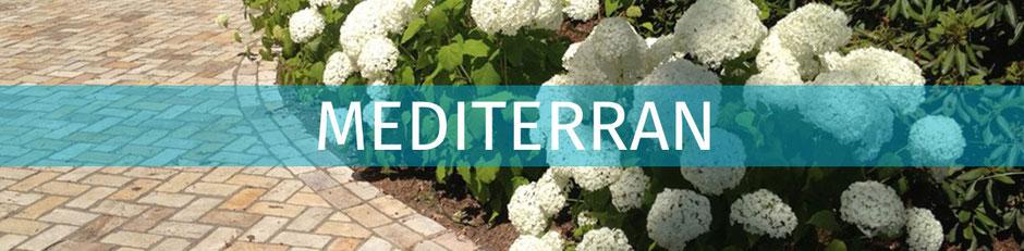 Gartenbau mediterran