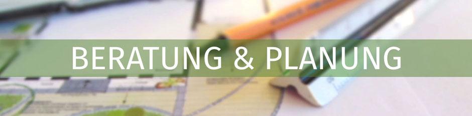 Beratung und Gartenplanung