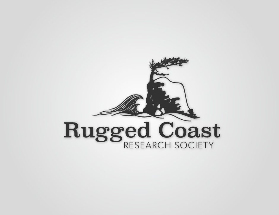 Rugged Coast Logo by Carline Mitic