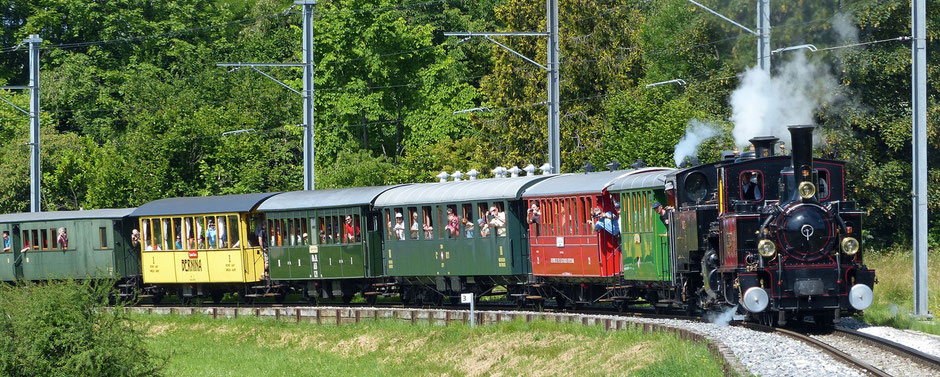 ©Museumsbahn Blonay-Chamby