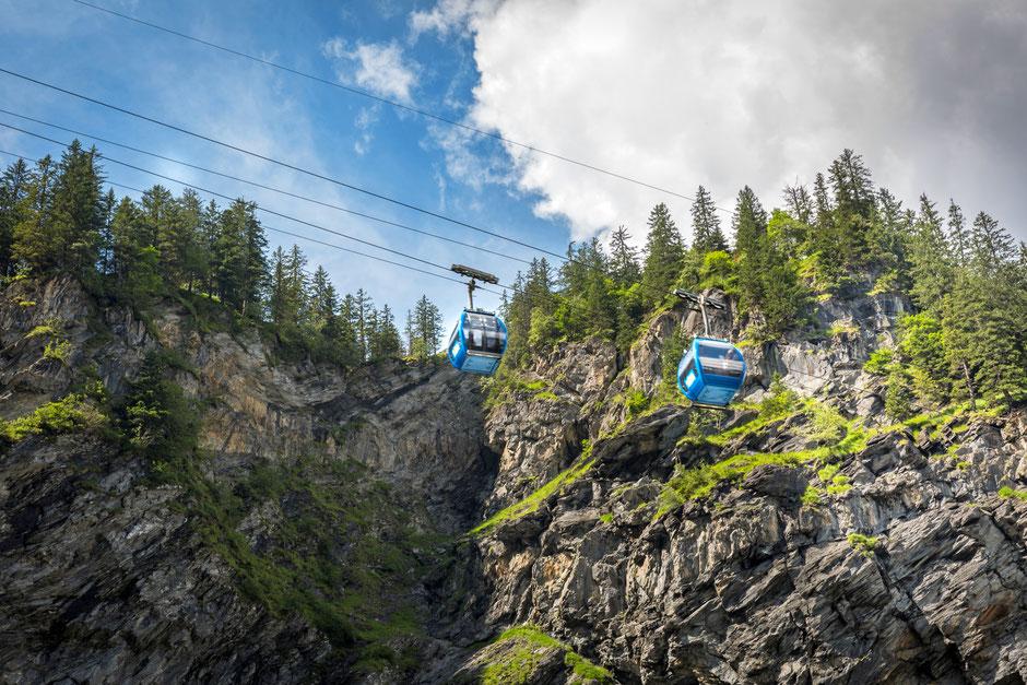 ©Genossenschaft Tschinglenalpbahn