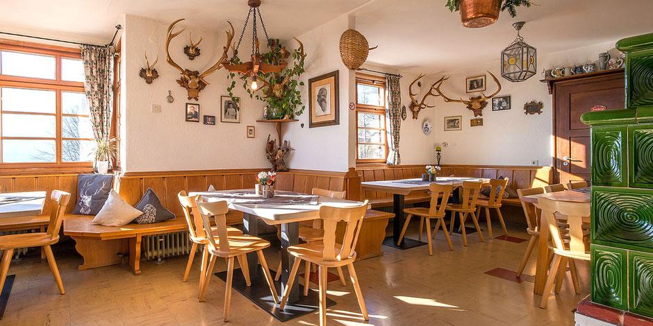 Der Gasthoffür Ihren Urlaub in Oberaudorf, der Berggasthof Hummelei