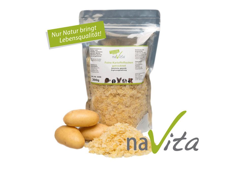 naVita Kartoffelflocken getrocknet