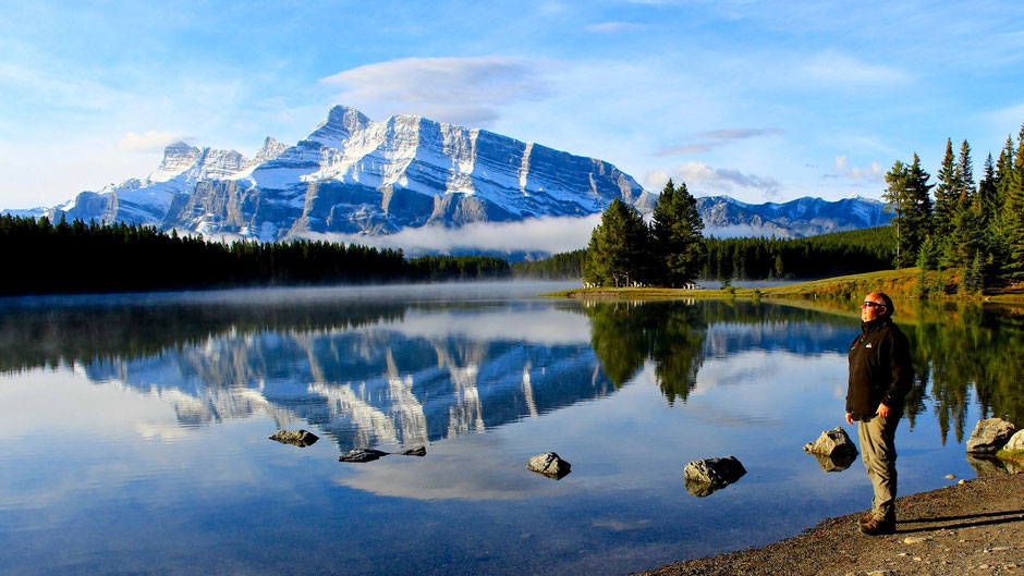 Two Jack Lake, Banff NP