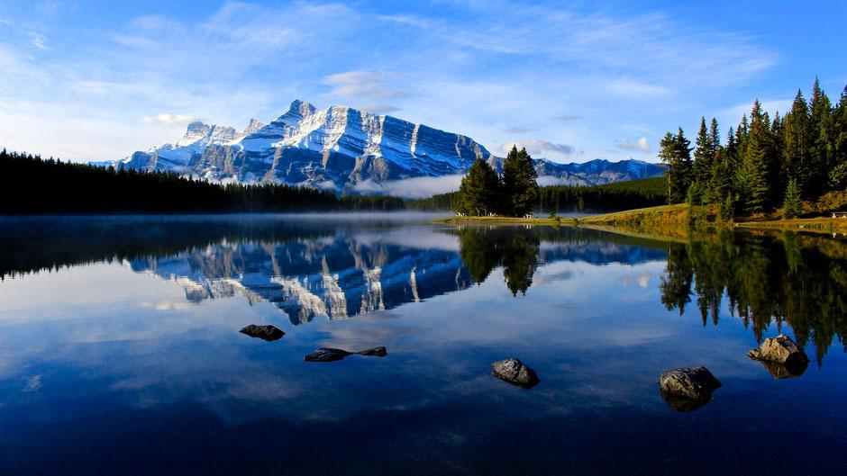Two Jack Lake, Banff NP
