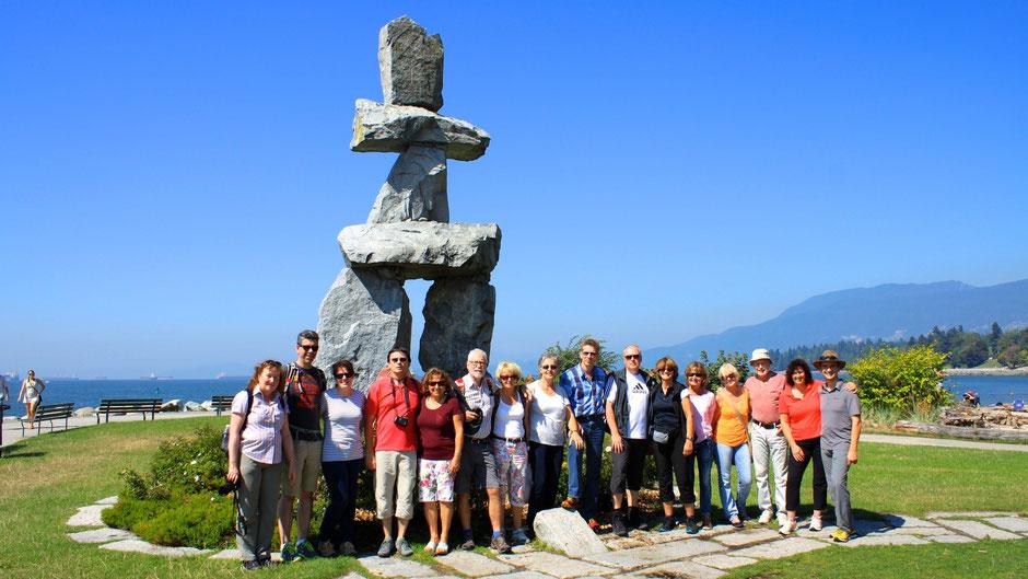 Begleitete Wohnmobil Reise Tchibo Canada Natur Pur