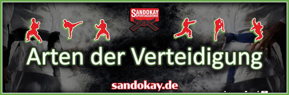 Grafik Banner Selbstverteidigung 2020 - Kampfsportschule Itzehoe & Akademie