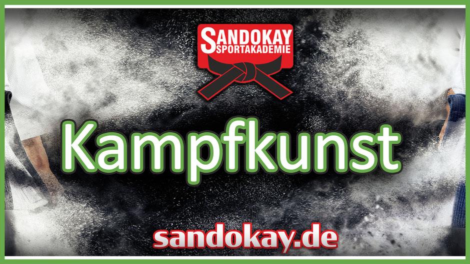 Kampfsport Itzehoe - Kinder Kampfsport erlernen - Kampfkunst by Sandokay