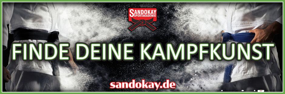 Banner Abschnitt 3 - Seite Karate Kampfkunst bei Sandokay in Itzehoe