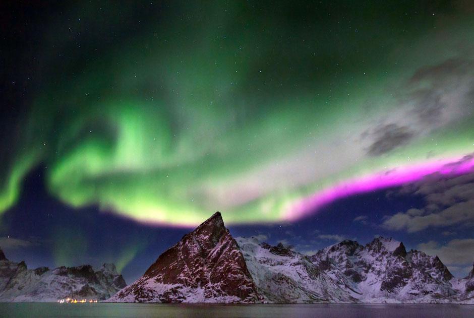 Aurora boreale Nr. 02