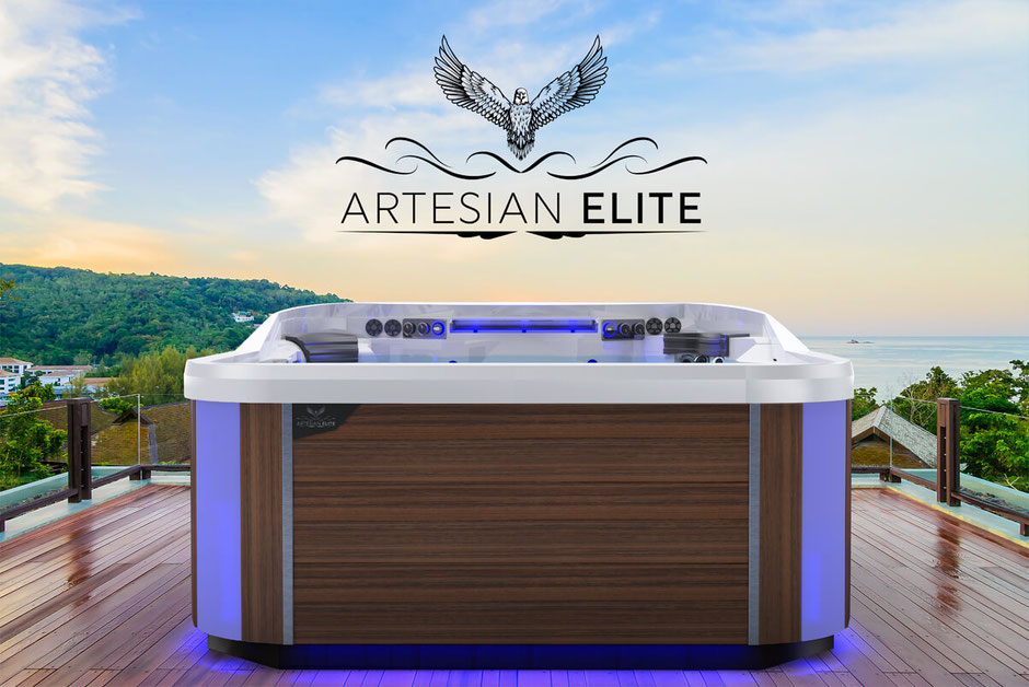 neueste Whirlpool Serie Artesian Elite