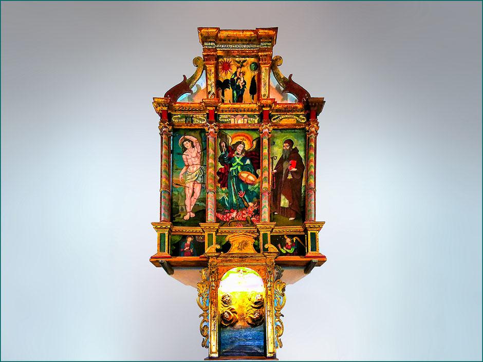 Retábulo de Sant Miquel