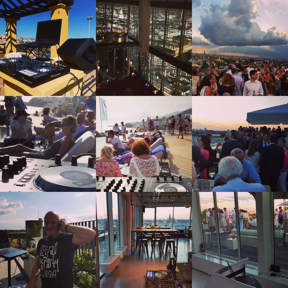 Best DJing all around the world by upper class event