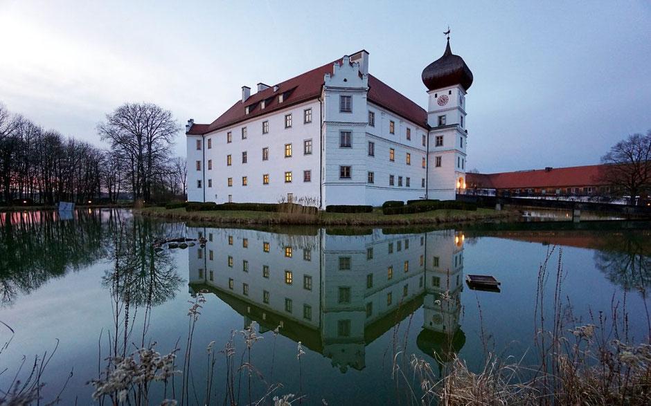 Schloss Hohenkammer - Hochzeit feiern - Firmenfeier - Tagungen - alles mit der passenden Musik