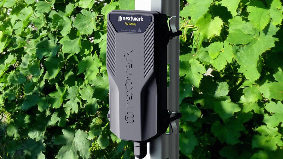 Produktdesign Farming Sensor, https://www.nextwerk-solutions.com