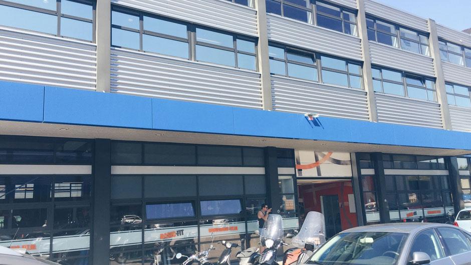 Sportschool Amsterdam Noord