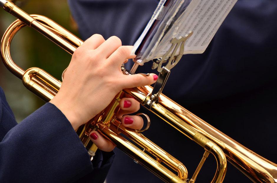 BlechblasinstrumentenerzeugerInnen stellen Metallblasinstrumente, wie z. B. Trompeten, Posaunen, Tuba, Horn und dergleichen her. Mitunter sind sie auch mit der Herstellung oder Restauration von historischen Blasinstrumenten befasst.