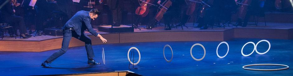 david severins juggler jongleur boeken animatieact openingsact evenement event