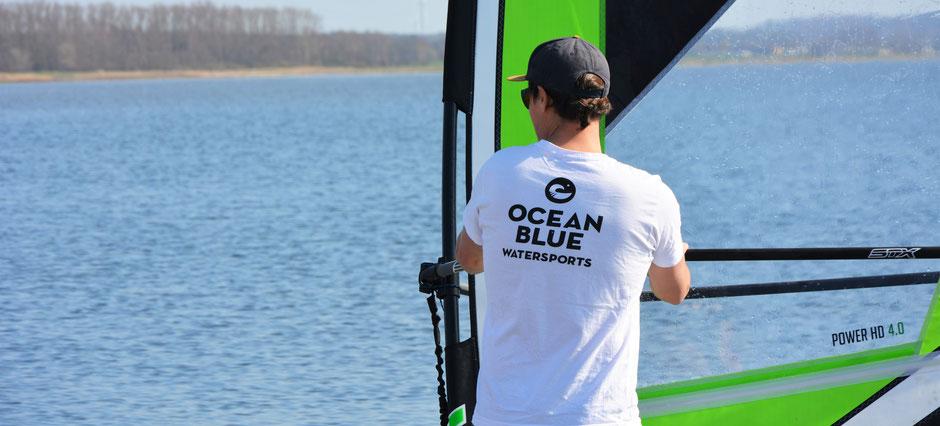 Oceanblue Watersports- deine VDWS Kiteschule und VDWS Surfschule an der Ostsee-Jetzt kiten lernen, Windsurfen lernen, Wellenreiten lernen, Stand Up paddling an der Ostsee